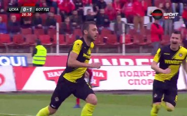 Лъчезар Балтанов също порази ЦСКА