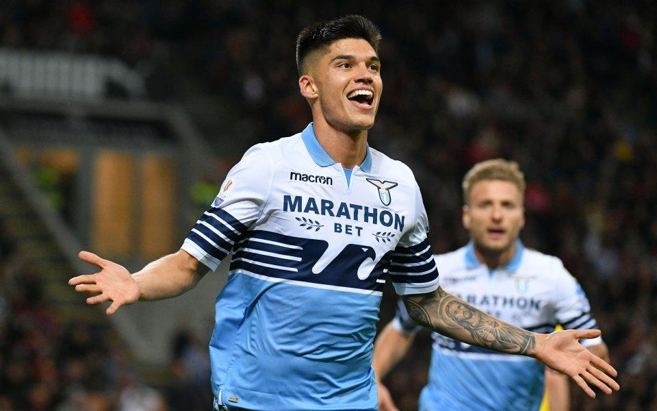 Отборът на Лацио стана първият финалист за Купата на Италия,