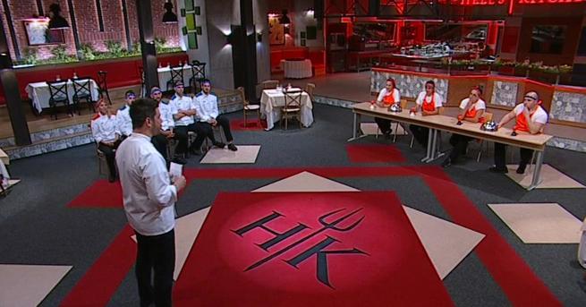 Любопитно Оспорвана четворна битка за оставане в Hell's Kitchen Великденско