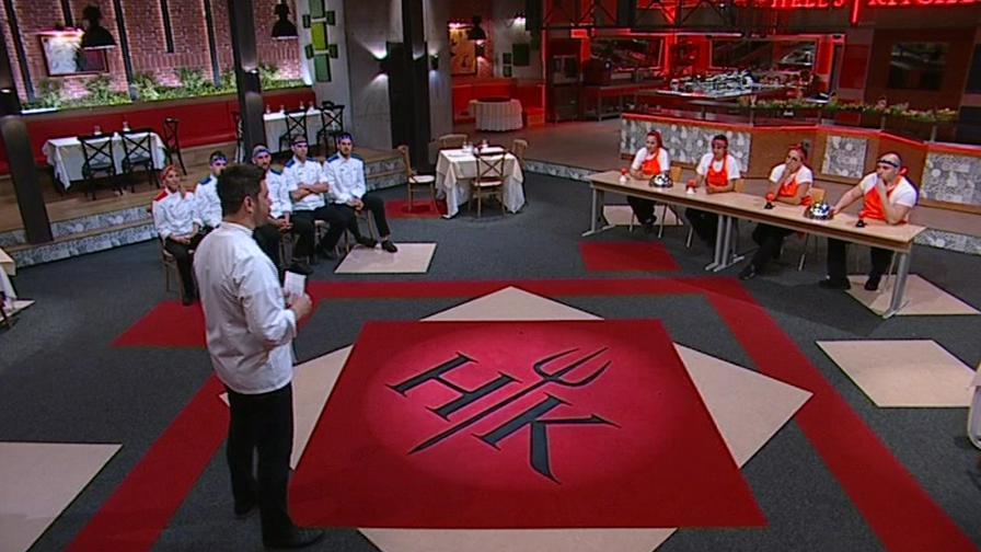 Оспорвана четворна битка за оставане в Hell's Kitchen