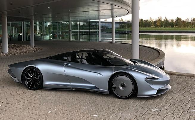 """От тази кола ще бъдат произведени 106 бройки. Чакат 250 човека, готови да платят 1,75 млн. лири преди облагането. Вероятно една от тях ще """"кацне"""" в България!"""