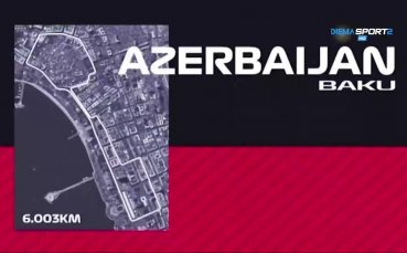 Най-скоростното улично трасе - Баку