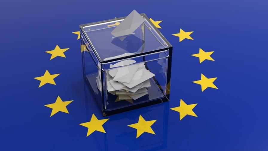 Доставени са всички машини за гласуване на евровота