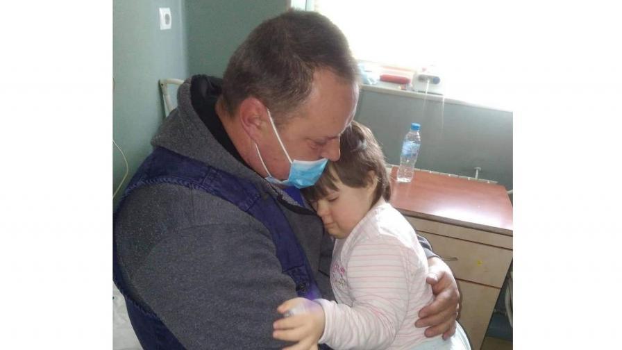 Зов за помощ: Момиченце се нуждае от средства за лечение