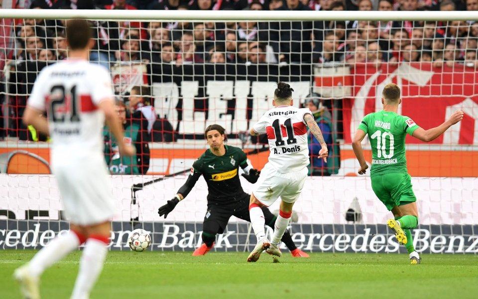 Вратарят на Борусия Мьонхенгладбах аут за два мача