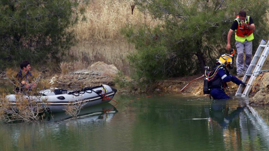 <p>Намериха куфар с човешки останки в Кипър</p>