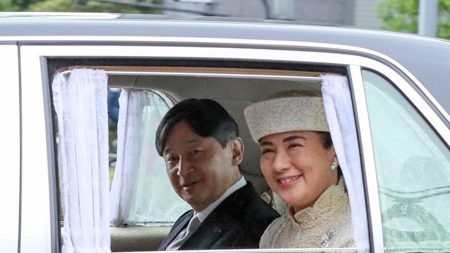 <p>Когато жените императори са управлявали Япония</p>