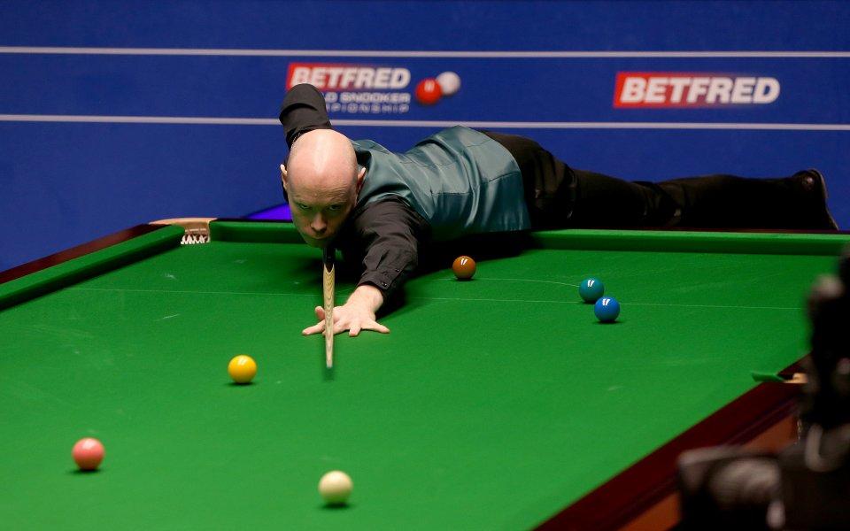 Англичанинът Гари Уилсън се класира за полуфиналите на Световното първенство