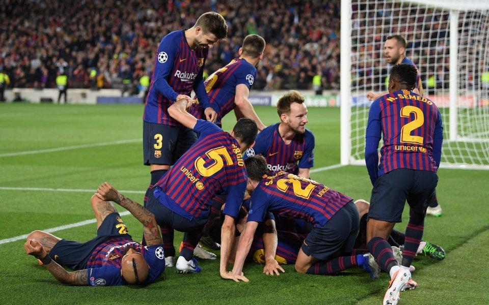 Барселона ще играе две контроли срещу Наполи в САЩ