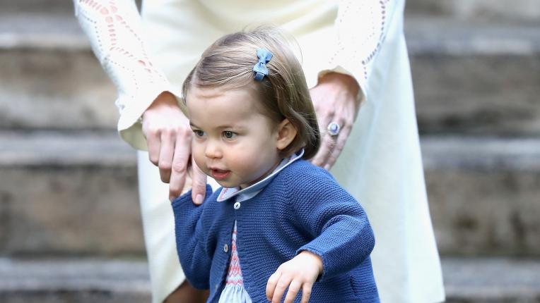 Приликите между принцеса Шарлот и кралица Елизабет