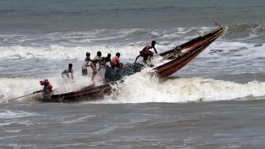 <p>100 млн. души на пътя на урагана Фани</p>