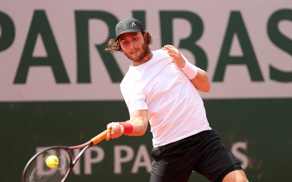 Марко Трунхелити получи подкрепа от Отдела за интегритет в тениса