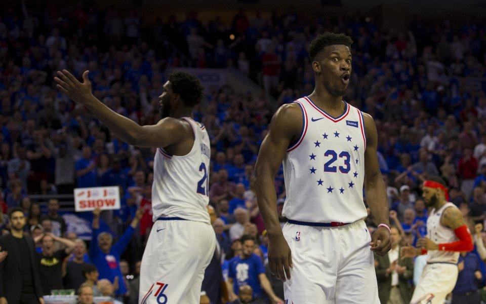 Филаделфия с успех над Торонто в НБА