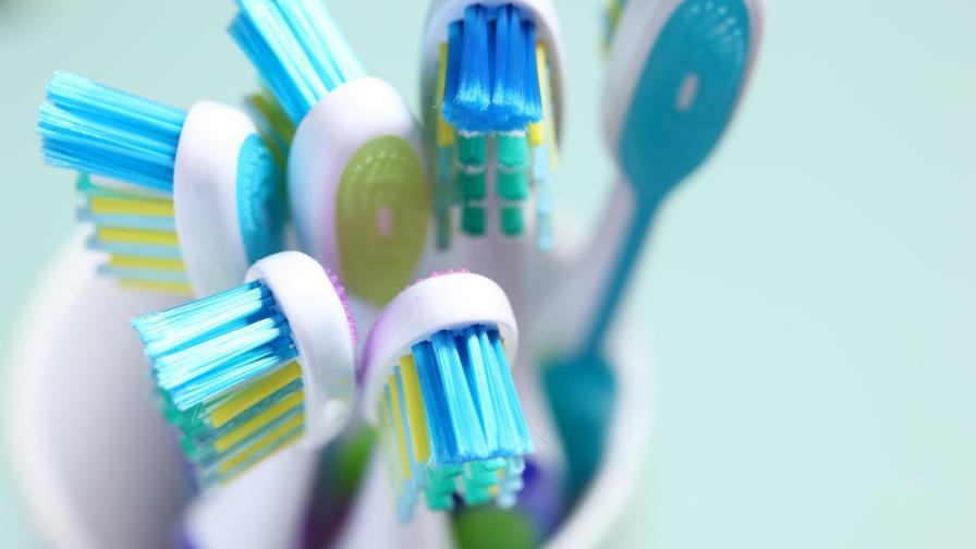 четка за зъби