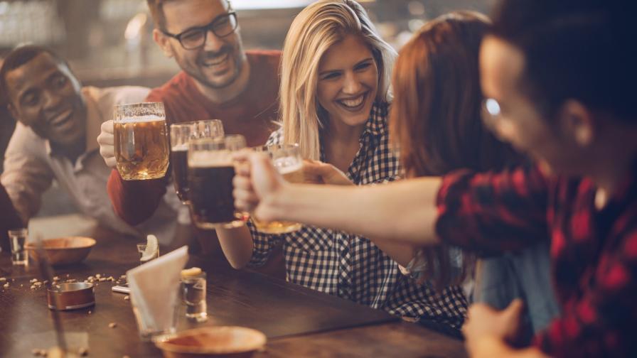 <p><strong>Учени</strong>: Хората пият бира и вино не заради вкуса</p>