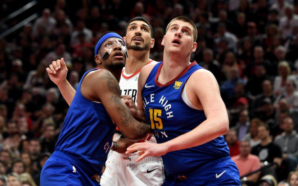 Портланд надделя над Денвър в мач за историята на НБА