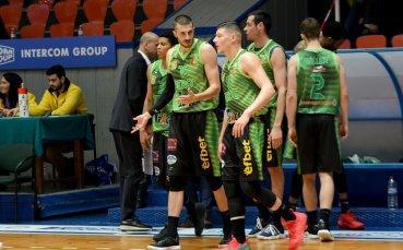 Пета победа за БК Берое в Балканската лига
