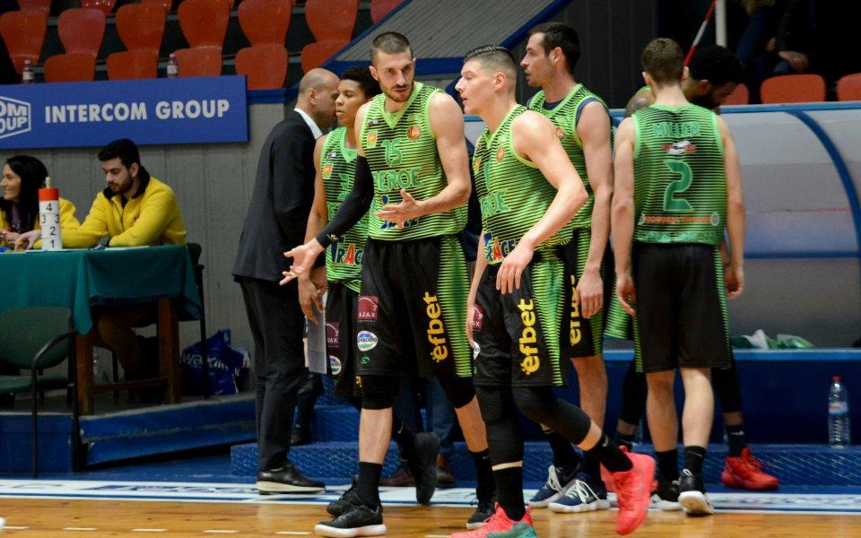 Играч на Берое обеща здрав полуфинал с Балкан