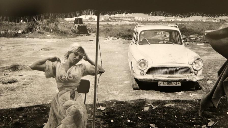 <p>През обектива на <strong>странстващия фотограф</strong> Йозеф Куделка</p>