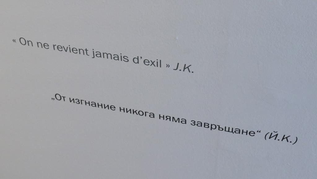 """След множество странствания из Европа Йозеф Куделка получава френско гражданство през 1987 г. и в знак на благодарност към Франция, той дарява 75-те фотографии от серията """"Изгнания"""" на Център """"Помпиду"""" – Национален музей за модерно изкуство/Център за промишлен дизайн."""
