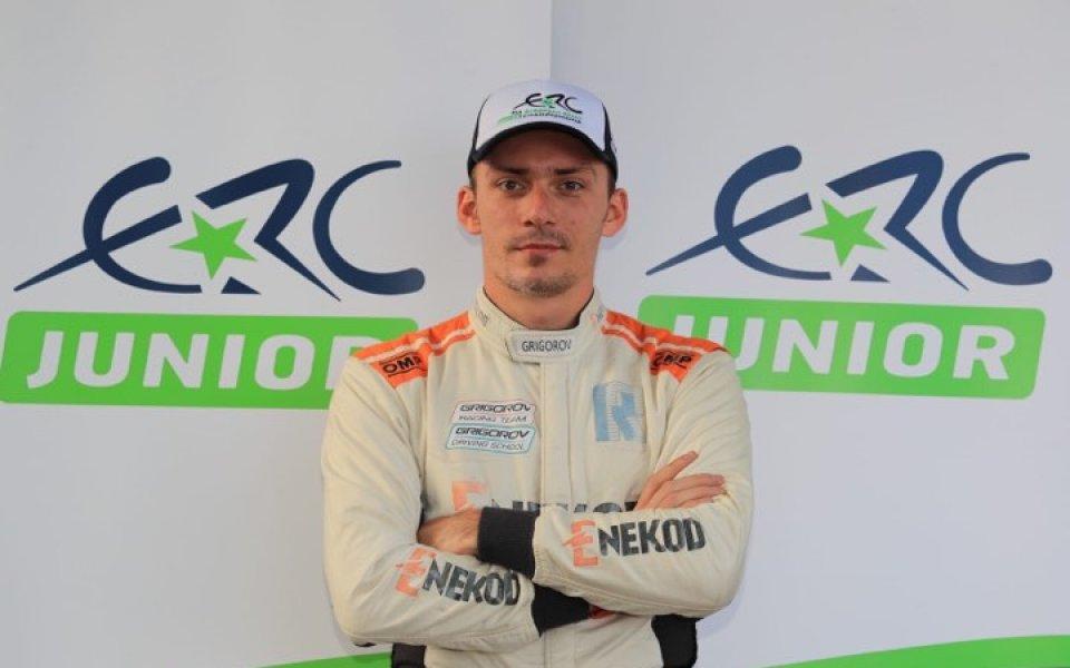 Григор Григоров с отлично представяне на Rally Islas Canarias
