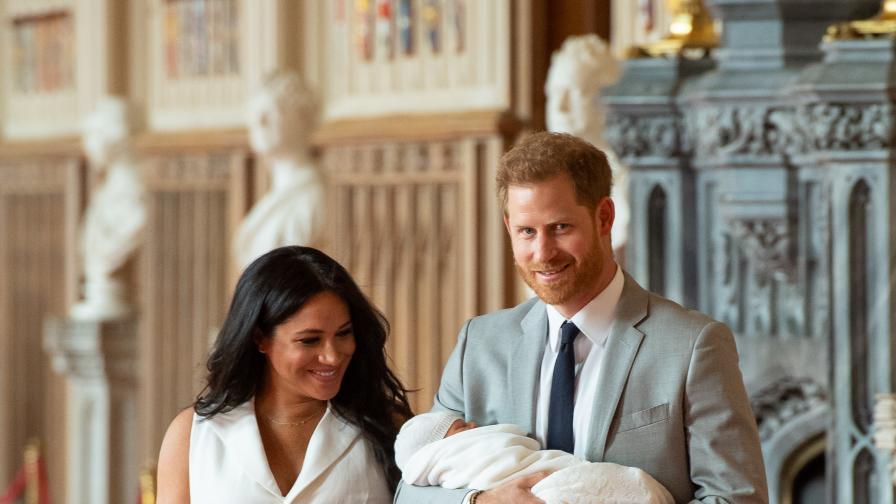<p>Меган и Хари <strong>разкриха името</strong> на бебето (СНИМКИ)</p>
