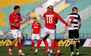 НА ЖИВО: ЦСКА 1948 - Септември 1:0, Гущеров продължава да бележи