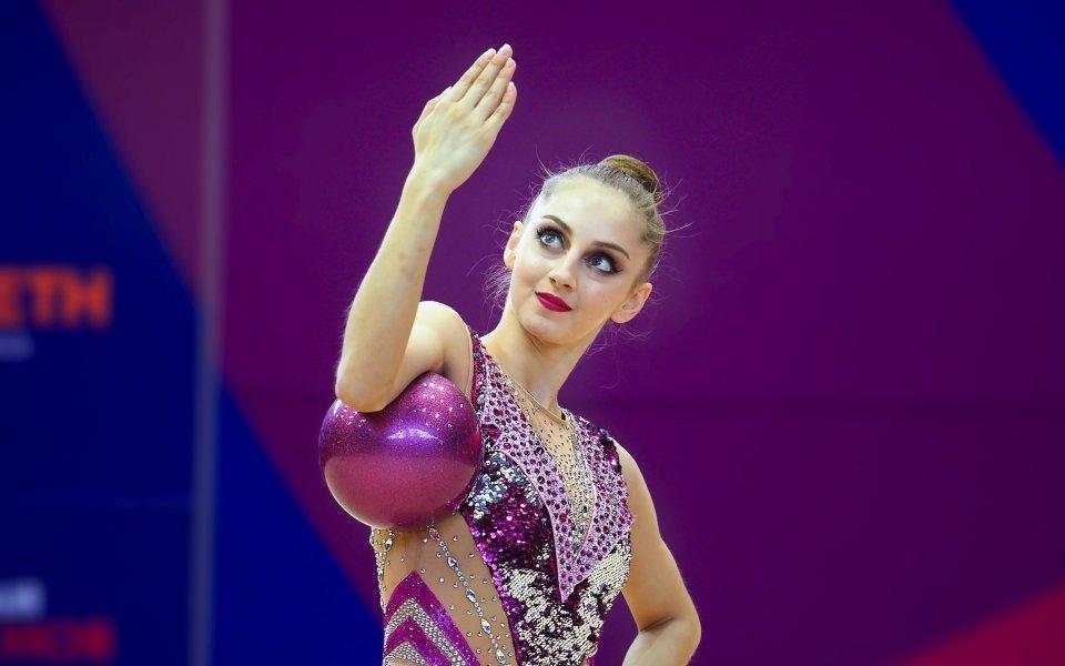 Бронзов медал спечели Боряна Калейн на финала на топка от