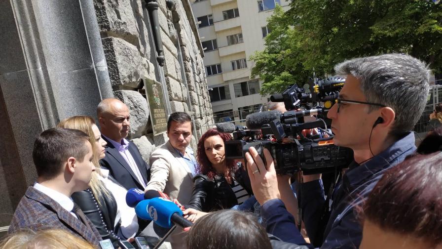 Втора жалба на БСП в ЦИК срещу Борисов