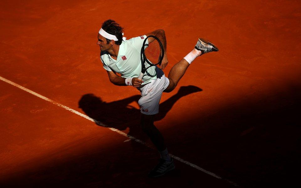 Роджър Федерер официално потвърди, че ще участва на Мастърса в