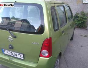 Вижте всички снимки за Opel Agila