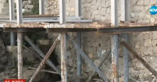 България Строеж в Созопол не спира, недоволство Собственичката има издадена