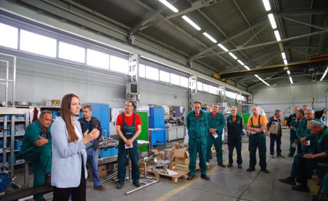 Ева Майдел: България произвежда тройно повече спрямо 1989 г.