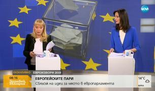 <p>Челен сблъсък в ефир:Елена Йончева - Мария Габриел</p>