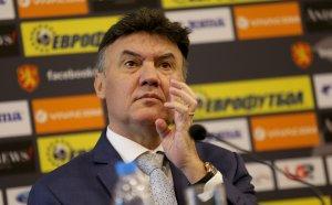 Босът на английския футбол с писмо до Боби Михайлов
