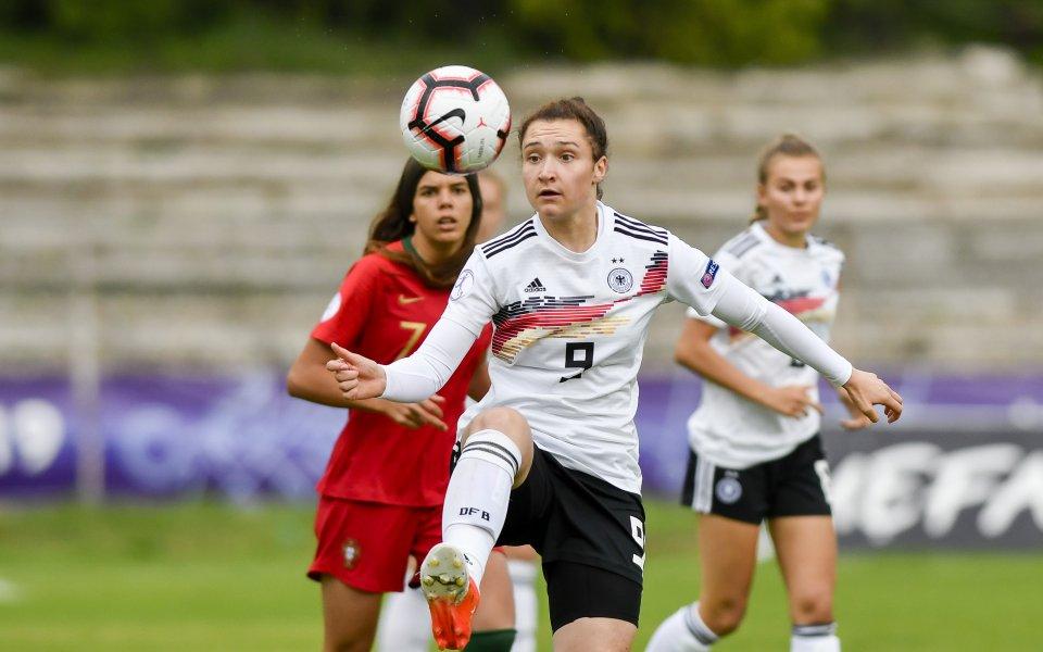 Германия ще гони рекордна 7-а титла при девойките в Албена