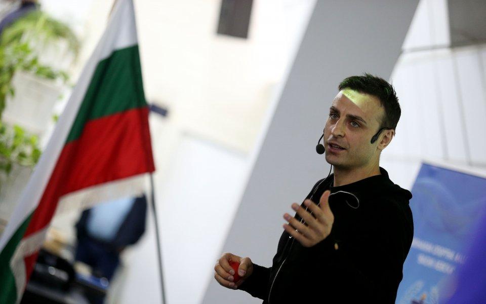 Бербатов може да посочи играчи от световна класа, които тичат по-малко от него