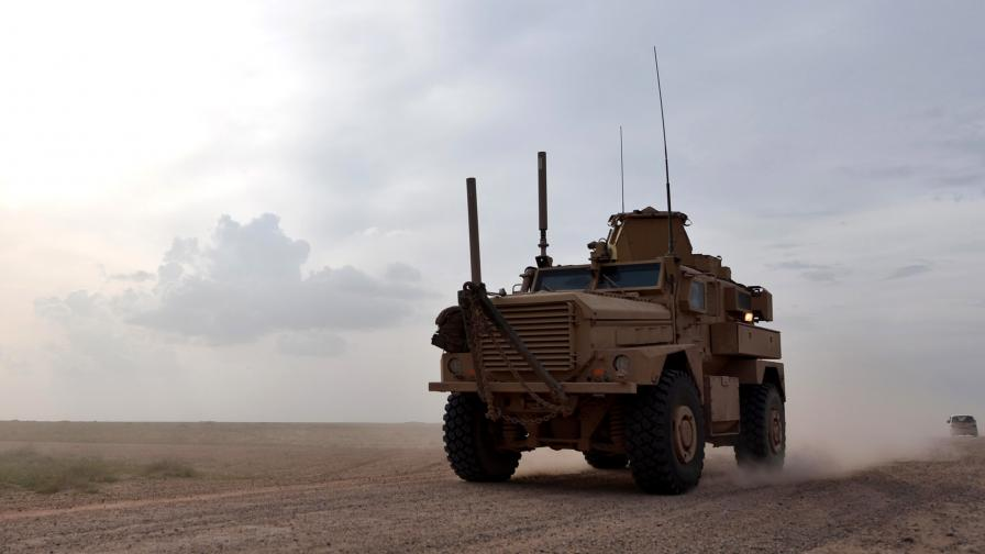<p>САЩ евакуират държавните си служители от Ирак</p>