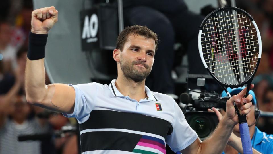Тенис звездата на България на 28 - честит рожден ден, Гришо!