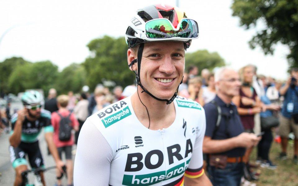 Втора победа в Джирото за Паскал Акерман