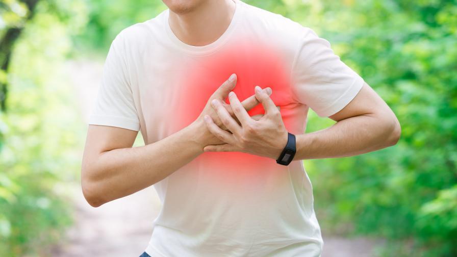 <p>Момче на 19 получи инфаркт в Хасково</p>