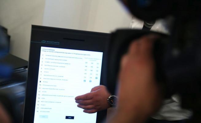 Без машинно гласуване на местни и парламентарни избори