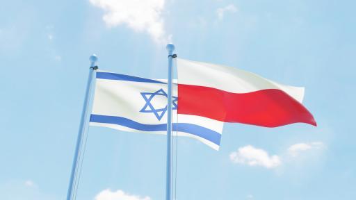 Израелец наплю полски посланик, до 5 години затвор