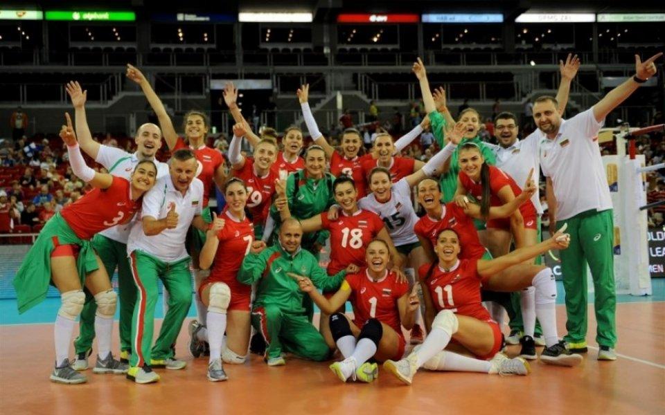 Волейболните националки срещат феновете в Русе