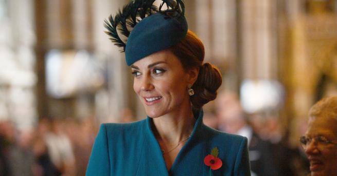 Напоследък херцогинята на Кеймбридж е заета с нова благородна кауза,