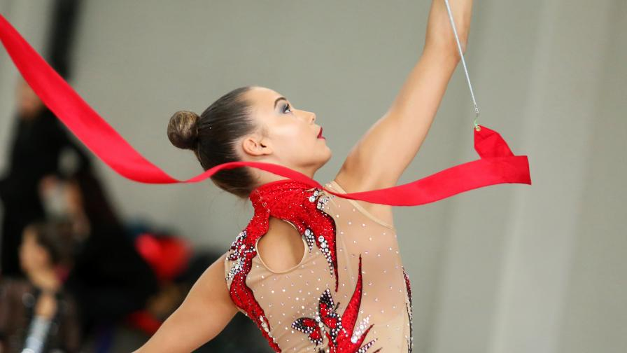 Боряна Калейн с три медала в Баку