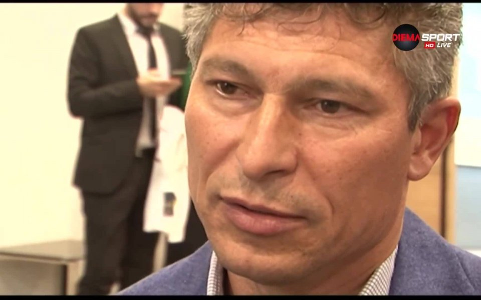 Красимир Балъков е новият национален селекционер на България. През седмицата