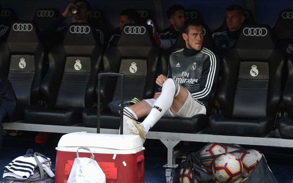 Старши треньорът на Реал Мадрид Зинедин Зидан не отдаде голяма