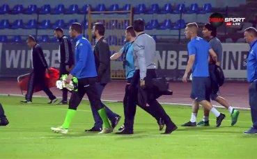 Напрежение след края на Дунав - Септември на Градския стадион в Русе