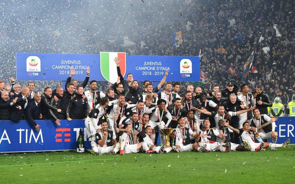Шампионът на Италия Ювентус привлече полузащитника на Олимпик Лион -